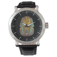 King Tut Vintage Watch