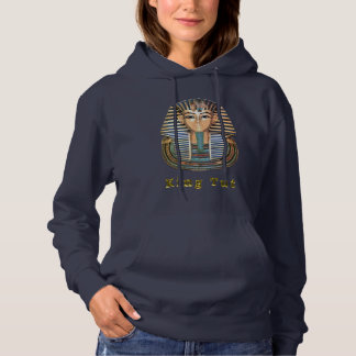 King tut woman's Black t-shirt