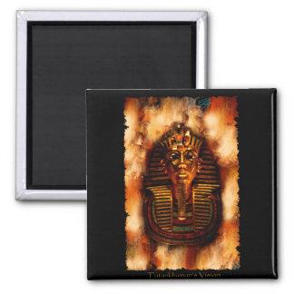 King TUTANKHAMEN Egyptian Art Magnet