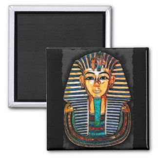 King TUTANKHAMUN Egyptian Art Magnet