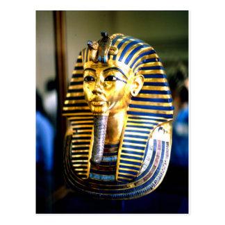 King Tutankhamun Postcard