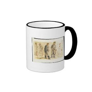King Vittorio Emanuele II Coffee Mugs