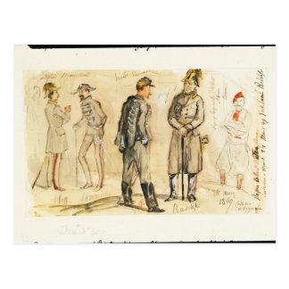 King Vittorio Emanuele II Postcard