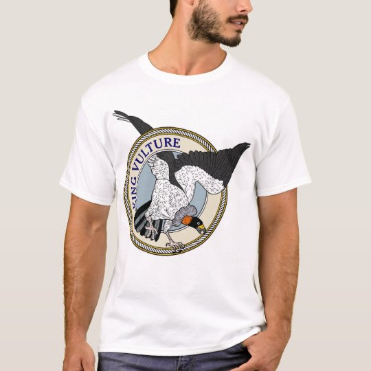 King Vulture (Attacking)-M T-Shirt
