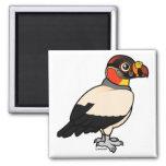 King Vulture Fridge Magnet