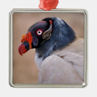 King Vulture Metal Ornament