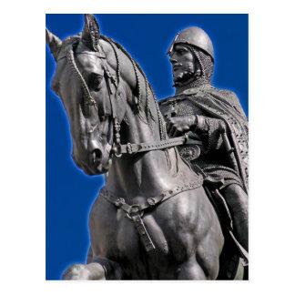 King Wenceslas(7) Postcard