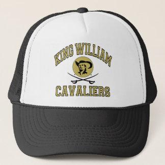 King William Cavaliers Trucker Hat