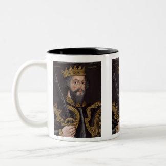 King William I ('The Conqueror') Two-Tone Coffee Mug