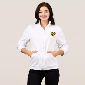King Women's American Apparel California Fleece Jacket