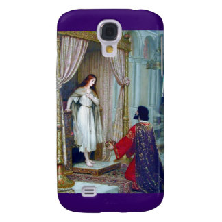 King young woman palace samsung galaxy s4 case