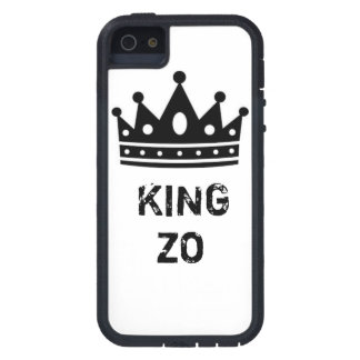 KING ZO iPhone 5/5s Barely There Case