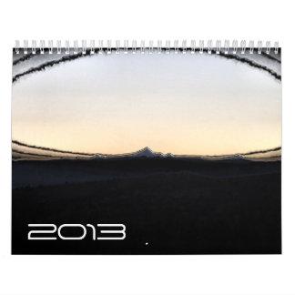KingDaddy's Year 2013 Artistic Scenes Calendar
