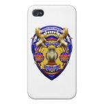 Kingdom Academy Gear iPhone 4 Case