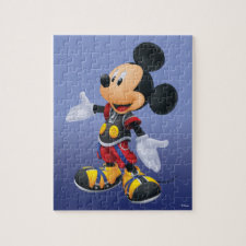 Kingdom Hearts: Chain of Memories | King Mickey Jigsaw Puzzle
