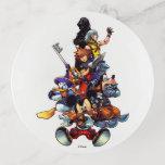 Kingdom Hearts: coded   Main Cast Key Art Trinket Trays