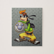 Kingdom Hearts | Royal Knight Captain Goofy Jigsaw Puzzle