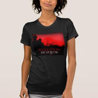 Kingdom Horror Cemetery T-Shirt Women s