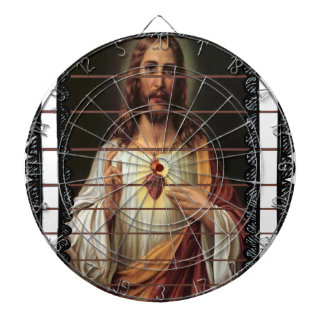 KINGDOM JESUS CRIST CATHOLIC 14 CUSTOMIZABLE PRODU DART BOARD