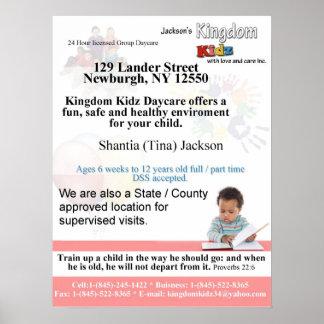 Kingdom Kidz Poster