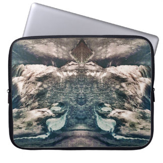 Kingdom of Chaos Laptop Sleeve