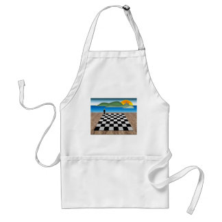 Kingdom of Chess Adult Apron