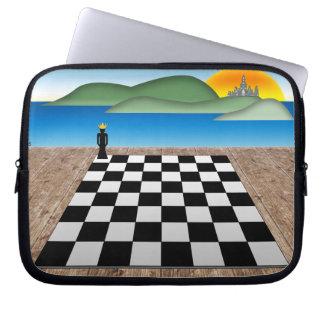 Kingdom of Chess Computer Sleeve