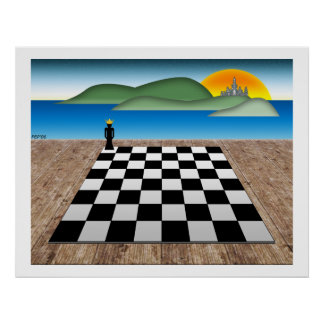 Kingdom of Chess Print