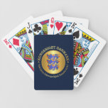 Kingdom of Denmark Bicycle Playing Cards