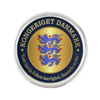 Kingdom of Denmark Lapel Pin