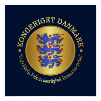 Kingdom of Denmark Poster