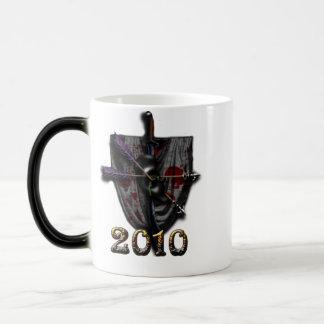 Kingdom of DragonFen 2010 Masquerade Morphing Mug