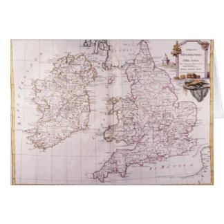 Kingdom of England Greeting Card