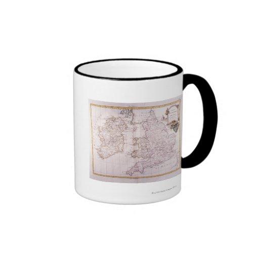 Kingdom of England Coffee Mugs