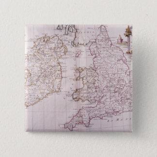 Kingdom of England Pinback Button