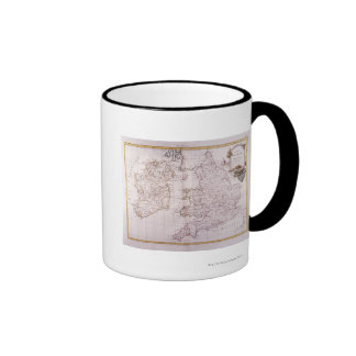 Kingdom of England Ringer Mug