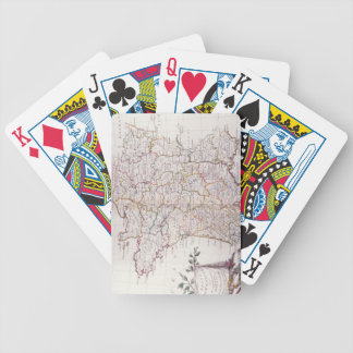 Kingdom of France Bicycle Playing Cards