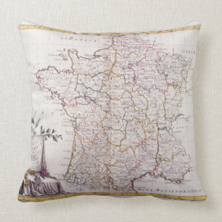 Kingdom of France Pillow