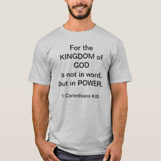 Kingdom of GOD T-Shirt