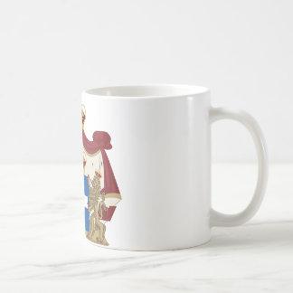 Kingdom of Greece Royal Arms (1833-1862) Coffee Mug
