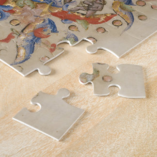 Kingdom of Heaven manuscript Jigsaw Puzzle