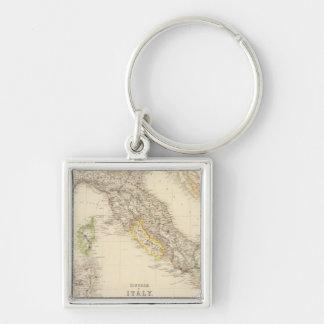 Kingdom of Italy Keychain