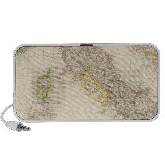 Kingdom of Italy Travelling Speaker