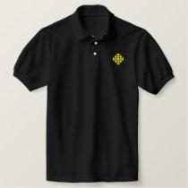 Kingdom of Jerusalem Embroidered Polo Shirt