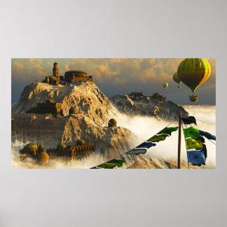 Kingdom Of Kalki, by Joseph Maas Poster