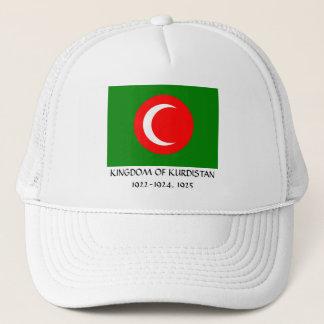 Kingdom of Kurdistan Flag (1922-1924, 1925) Trucker Hat