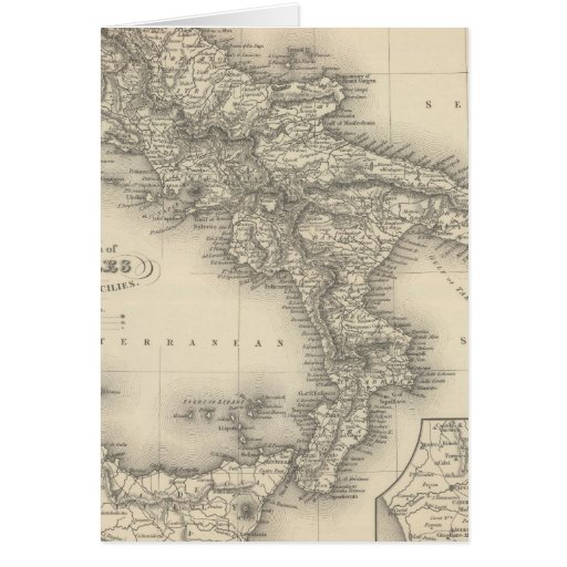 Kingdom of Naples Greeting Cards