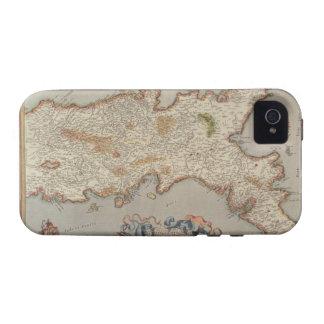 Kingdom of Naples Case-Mate iPhone 4 Cases