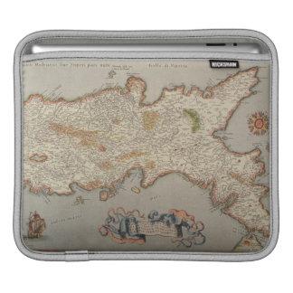 Kingdom of Naples iPad Sleeves
