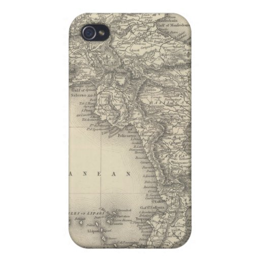 Kingdom of Naples iPhone 4 Cover